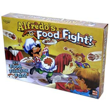 Fundex Games Alfredo's Food Fight! Game - FUNDEX, INC.