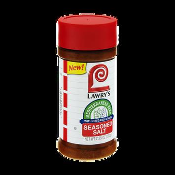 Lawry's Mediterranean Herb with Oregano & Basil Seasoned Salt