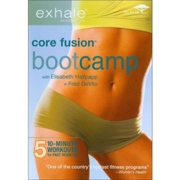 Acacia EXHALE: CORE FUSION BOOTCAMP BY DEVITO, FRED (DVD)