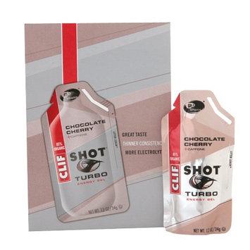 Clif Shot Energy Gel with Caffeine