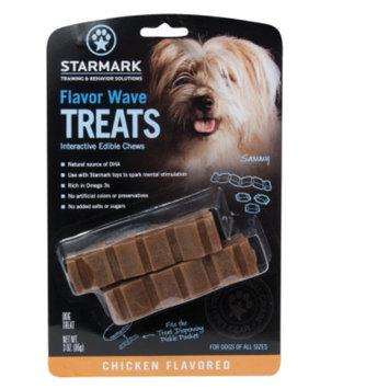 Starmark Flavor Wave Dog Treat