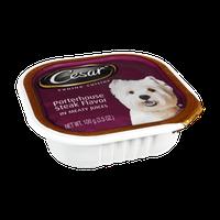 Cesar Porterhouse Steak Canine Cuisine