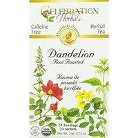Celebration Herbals Dandelion Root Roasted 24 Bags