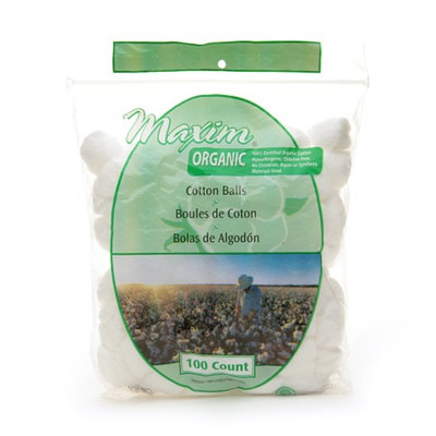 Maxim Hygiene Products Organic Cotton Balls