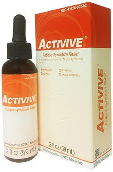 Hellolife Activive Fatigue Relief Medicine. All-Natural Homeopathic Medicine Quickly Relieves Fatigue Symptoms Including Exhaustion, Dullness and Muscle Weakness. Restores Energy Levels and Supports Optimal Vitality. 1 Bottle - Direct from Manufacturer.