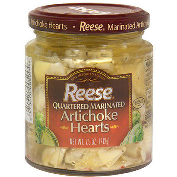 Reese Quartered Marinated Artichoke Hearts