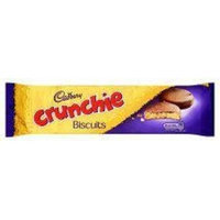 Cadbury Crunchie Biscuits 130g