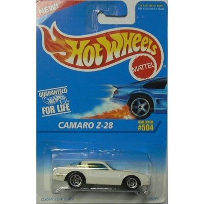 mattel hot wheels camaro z-28 504