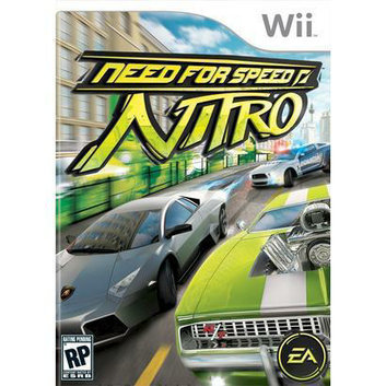 Electronic Arts Need for Speed: Nitro (Nintendo Wii)