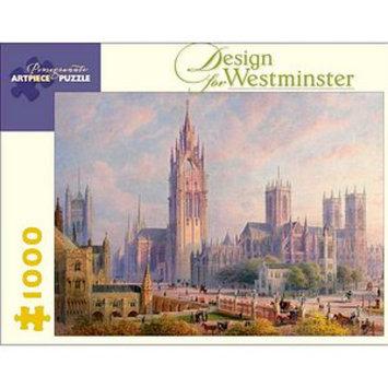 Pomegranate Communications Design for Westminster Puzzle 1000 Pcs Ages 12+, 1 ea