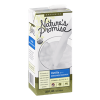 Nature's Promise Organics Vanilla Enriched Ricemilk