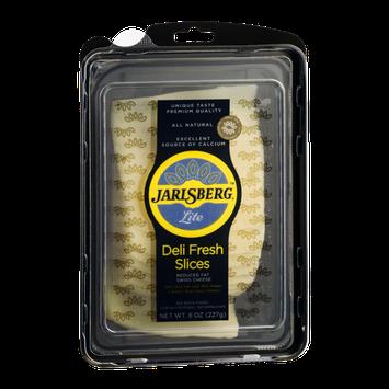 Jarlsberg Lite Swiss Cheese Deli Fresh Slices
