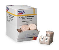 FIRST AID ONLY J615 Elastic Bandage Wrap, Non-Sterile, PK18
