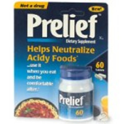 Prelief Tablets Dietary Supplements 60 Ea sku445783