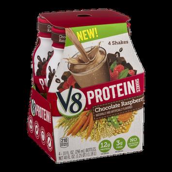 V8® Protein Shakes Chocolate Rasberry