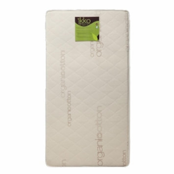 ikko Organic 2-in-1 Foam Crib Mattress, 1 ea