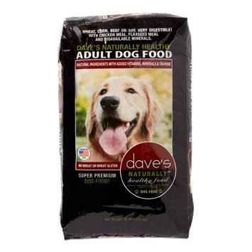 Dave's Pet Food Dave's Dog Food Naturally Healthy Formula 30 lb. Bag