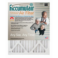 21x23x1 (Actual Size) Accumulair Platinum 1-Inch Filter (MERV 11) (4 Pack)