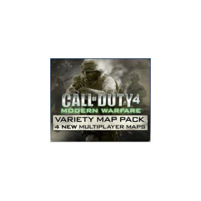 Activision Call of Duty 4: Modern Warfare Variety Map Pack DLC