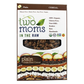 Two Moms in the Raw Cereal 14oz Pack of 6