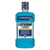LISTERINE Restoring Anticavity Fluoride Mouthwash