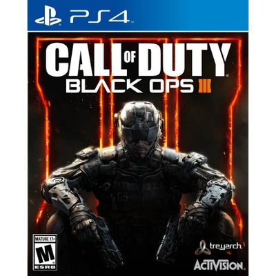Activision Call Of Duty Black Ops 3 (PS4) - Pre-Owned