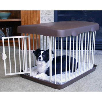 Carlson Pet Products 3-in-1 Combi Pet Crate