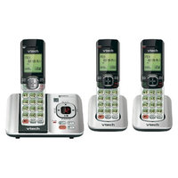 VTech DECT 6.0 Cordless Phone System (CS6529-3) with Answering