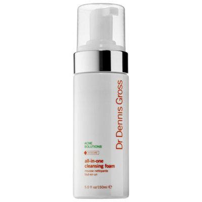 Dr. Dennis Gross Skincare All-in-One Cleansing Foam, 5 fl oz