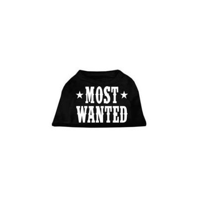 Ahi Most Wanted Screen Print Shirt Black XS (8)