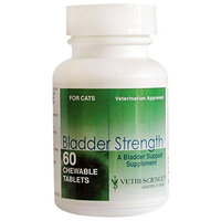 Vetri-Science Laboratories Bladder Strgth for Cats, 60 Count