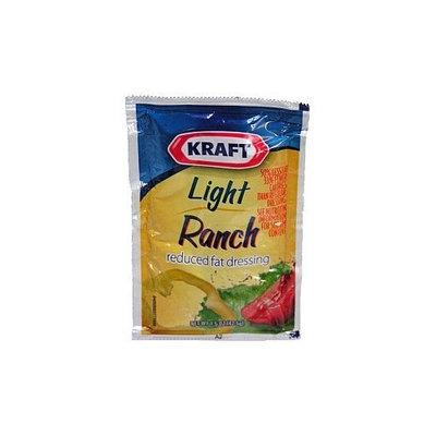 Kraft Foods Kraft Portion Control Light Done Right Ranch Salad Dressing, 1.5 Ounce -- 60 per case.
