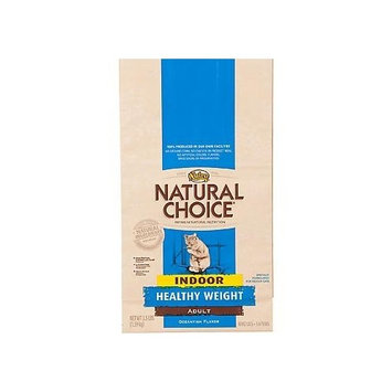 Natural Choice Cat Natural Choice Oceanfish Flavor Indoor Healthy Weight Adult Cat Food, 3-1/2-Pound