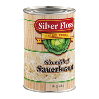 Silver Floss Shredded Sauerkraut