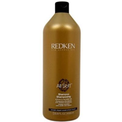 Redken All Soft Shampoo For Dry Brittle Hair 33.8 oz