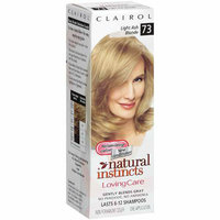 Clairol : Light Ash Blonde Natural Instincts Loving Care
