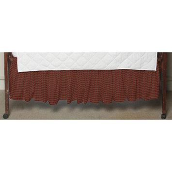 Patch Magic Fabric Crib Dust Ruffle