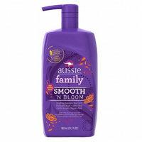 Aussie Smooth 'N Bloom Smoothing Shampoo, 29.2 fl oz