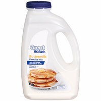 Great Value Buttermilk Pancake Mix
