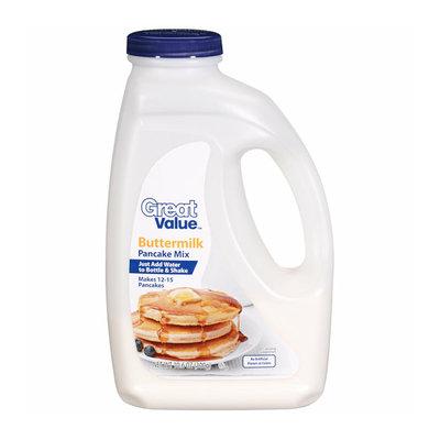 Great Value Buttermilk Pancake Mix
