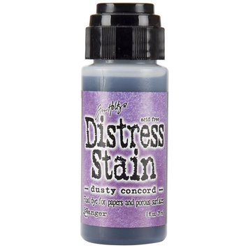 Ranger Industries Ranger 477986 Tim Holtz Distress Stain 1 Ounce-Dusty Concord