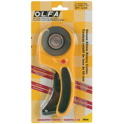 Olfa Deluxe 60mm Rotary Cutter