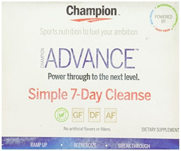 Champion Naturals - Advance Simple 7-Day Cleanse Kit - 3 Pieces