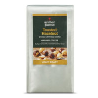 Archer Farms Toasted Hazelnut Light Roast Ground Coffee 12 oz