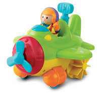 Happy Kid Toy Group 3-in-1 Bathtub Airplane