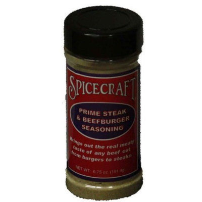 SpicecraftTM Spicecraft Prime Steak and Beefburger Seasoning