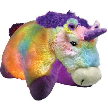 Glow Pet's Pillow Pet, Rainbow Sparkling Unicorn, 1 ea
