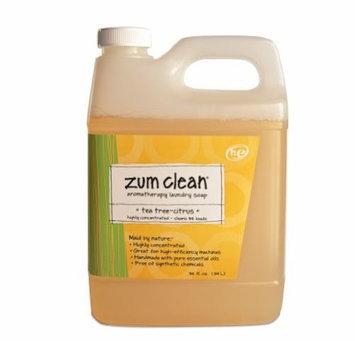 Indigo Wild - Zum Clean Aromatherapy Laundry Soap Tea Tree-Citrus - 32 oz.