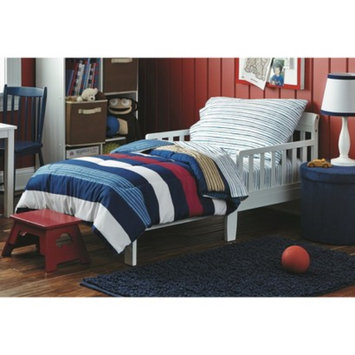 Rugby Stripe Toddler Bed set by Circo
