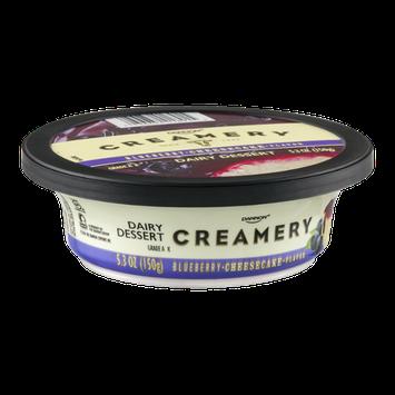 Dannon Creamery Dairy Dessert Blueberry Cheesecake